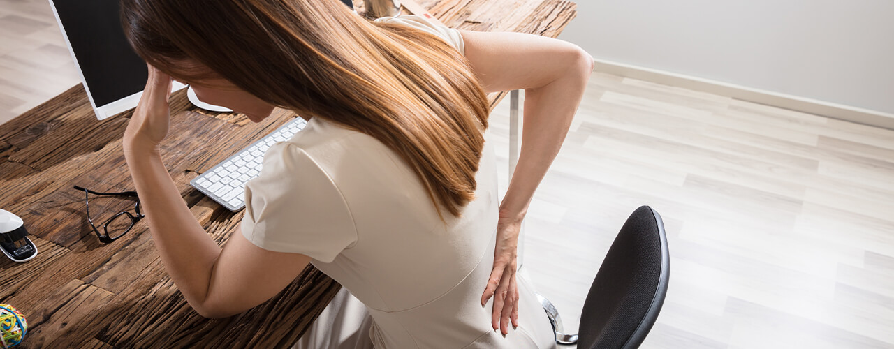 Relieve Your Lower Back Pain with These 3 Simple Steps